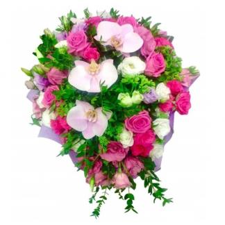 Доставка роз новокузнецкая букет