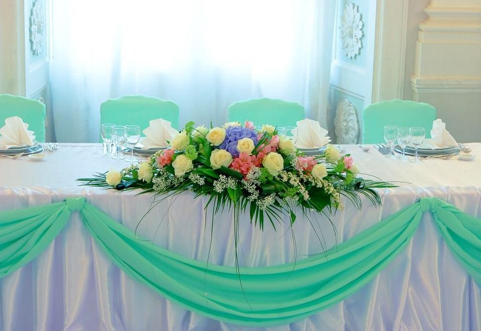 Оформление залов на свадьбу своими руками фото